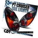 テールライト Chrysler 01-05 Pt Cruiser Tail Lights Rear Brake Lamp Altezza Smoke クライスラー01-05 PtクルーザーテールライトリアブレーキランプAltezza Smoke
