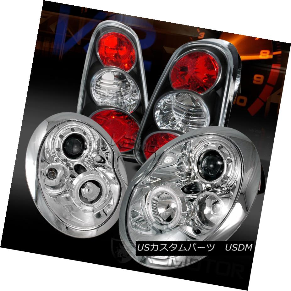 For Smoked 02-06 Chevy Avalanche LED Tail Lights Smoke Lamps Rear Brake Pair