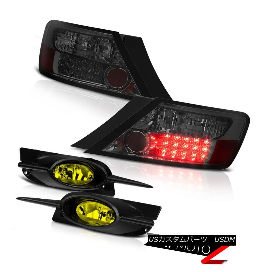 2009-2011 HONDA CIVIC Sedan Rear Brake Tail Light Right Passenger Side RH