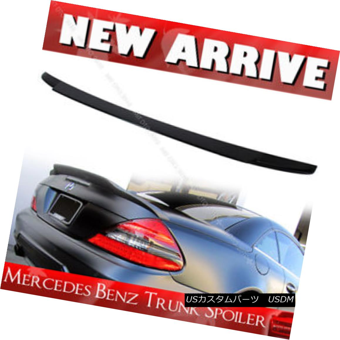 For AUDI A3 S3 V Style Carbon Fiber Rear Trunk Spoiler Lip Sedan 4-D 2014 2015