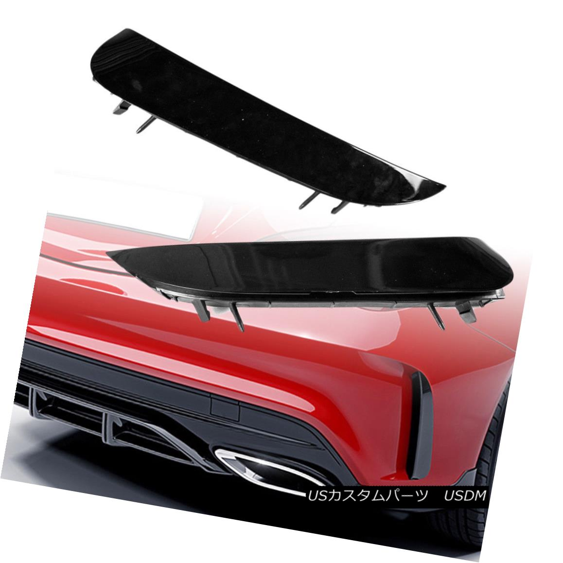 14 UNPAINTED ABS MERCEDES BENZ NEW CLA C117 A Style TRUNK SPOILER