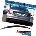 エアロパーツ Open Box! Fits 14-15 Benz W222 S Class OE Factory Unpainted Trunk Spoiler Wing 箱を開ける! フィット14-15ベンツW222 SクラスOE工場未塗装トランク・スポイラー・ウィング