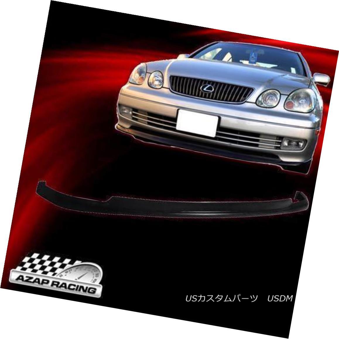 Pro-D Style Front Lip Urethane Fits 02-03 Subaru Impreza WRX