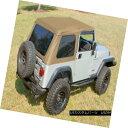 幌・ソフトトップ Denim Spice Bowless XHD Soft Top Jeep Wrangler TJ 9...