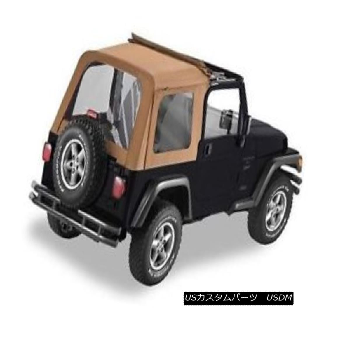 SPICE UPPER DOOR SKINS FRONT WINDOWS for 97-06 JEEP WRANGLER all Models