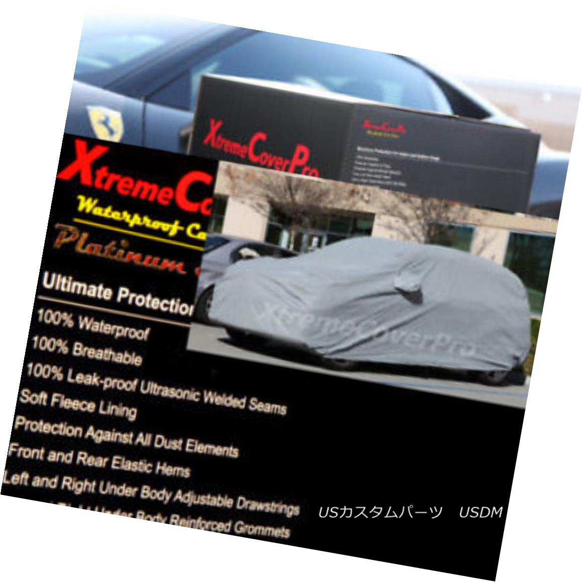 BMW 1 SERIES COUPE LUXURY FULLY WATERPROOF CAR COVER COTTON LINED
