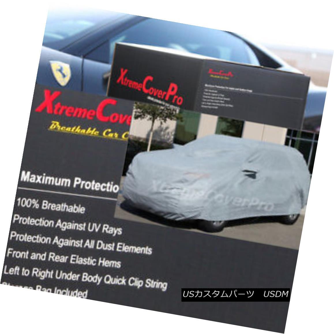 2008 2009 2010 2011 2012 Mitsubishi Lancer Waterproof Car Cover BLK w//MirrorPock