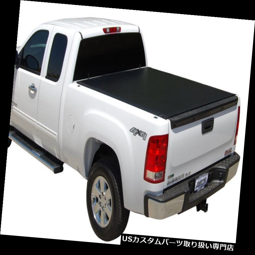 Tonno Pro LR-1030 Lo-Roll Black Roll-Up Truck Tonneau Cover