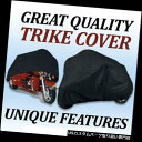 トライク カバー Trike 3ウィーラーカバーCalifornia Sidecar Trike Valkyrie REALY HEAVY DUTY Trike 3 wheeler Cover California Sid..