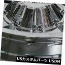海外輸入ホイール 18x10クロームホイールMoto Metal MO962 8x170 -24(4個セット) 18x10 Chrome Wheels Moto Metal MO962 8x170 -24 (Set of 4)