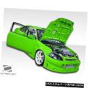 Full Body Kit 96-98ホンダシビック4DRバディデュラフレックスフルボディキット!!! 110420 96-98 Honda Civic 4DR Buddy Duraflex Full Body Kit!!! 110420
