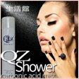 【2個セット】【キューズシャワー 〜Q'Z shower〜】【代引無料・送料無料】最先端エイジングケアの【ナールスゲン】配合超〜贅沢な炭酸ミストが浸透☆P16Sep15