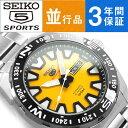 逆輸入 SEIKO5 SPORTS セイコー5スポーツ メンズ 自動巻き機械式 腕時計 SRP745K1