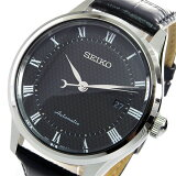 【逆輸入SEIKO】セイコー SEIKO 自動巻き メンズ 腕時計 SRP769K2 ブラック