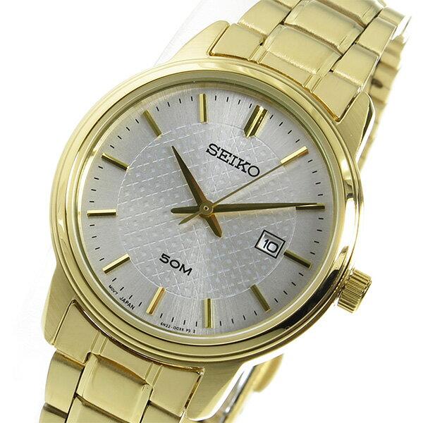 【逆輸入SEIKO】セイコー SEIKO クオーツ レディース 腕時計 SUR744P1 シルバー 【3年保証】セイコー SEIKO クオーツ レディース 腕時計 SUR744P1 シルバー