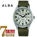 【正規品】セイコー アルバ SEIKO ALBA クオーツ チタン メンズ 腕時計 AQPJ403