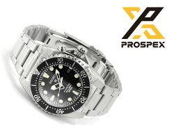【SEIKOPROSPEX】セイコープロスペックスダイバースキューバキネティックユニセックスダイバーズ腕時計SBCZ025