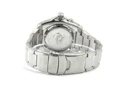 【逆輸入SEIKOKINETICDiver's200m】セイコーキネティックダイバーズ腕時計ブラック文字盤メタルベルト[SKA371P1]