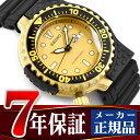 【おまけ付き】【SEIKO PROSPEX】セイコー プロスペックス ダイバースキューバ ジウジアーロ デザイン 限定モデル 200M防水 ダイバーズ 腕時計 メンズ ゴールドダイアル SBE002【あす楽】