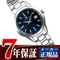 【GRAND SEIKO】グランドセイコー 9S クオーツ 腕時計 レディース ネイビー STGF325