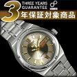 【逆輸入SEIKO5】セイコーファイブ 手巻き付き自動巻き式レディース腕時計 グレーダイアル ステンレスベルト SYM703K 【AYC】