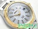 セイコー 腕時計 SEIKO 逆輸入セイコー 海外モデル ソーラー sne084j 日本未発売 ホワイト ギフト かっこいい おしゃれ 7年保証 正規品 送料無料