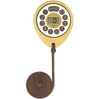 精工 PIP 計時器廚房計時器黃色 MT603B