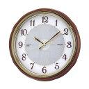 【正規品】セイコー SEIKO CLOCK SOLAR+ ソーラープラス 木枠 電波掛時計 SF221B