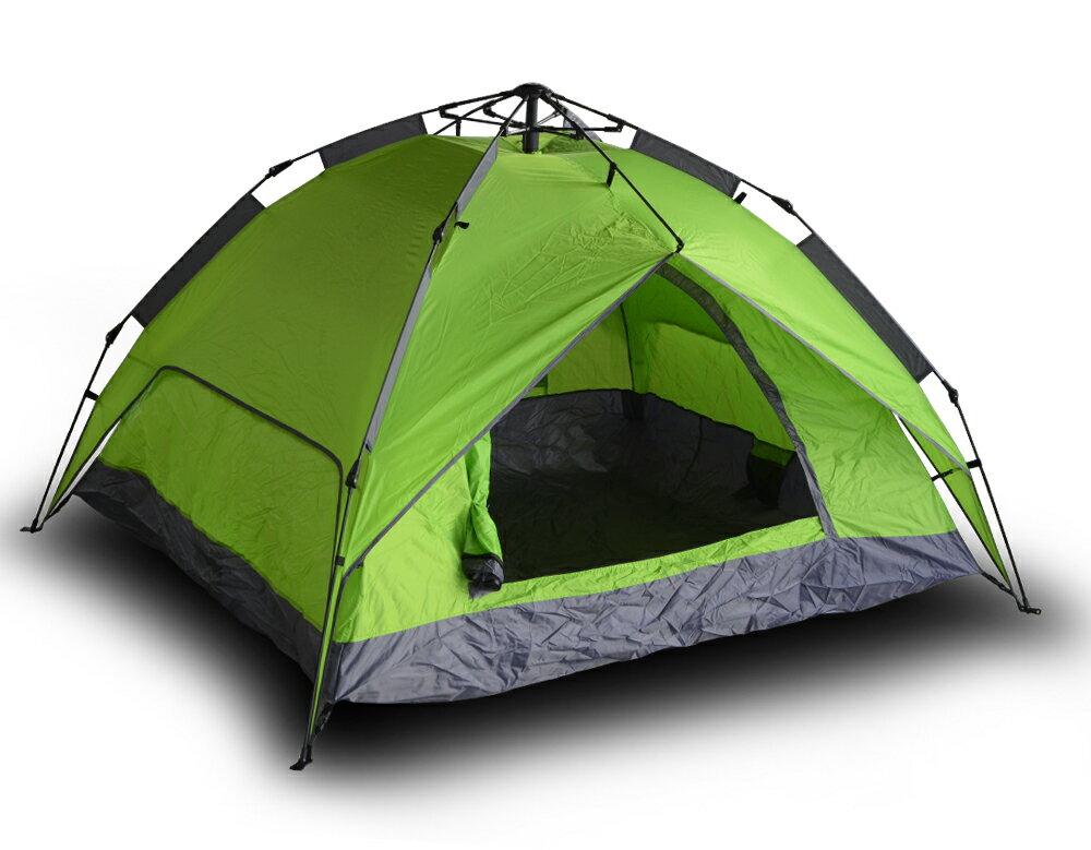 設営動画有りキャンプテントワンタッチワンタッチテント2人3人用防水サンシェードサンシェードテント組み