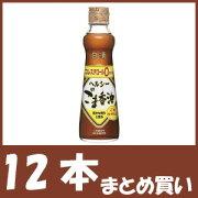 【まとめ買い】日清ヘルシーごま香油 (250g×12個)