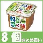 【まとめ買い】マルコメ 料亭の味 減塩 だし入り (750g)