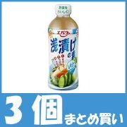 【まとめ買い】エバラ 浅漬けの素レギュラー (500ml×3個)