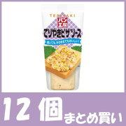 【まとめ買い】パン工房 てりやきピザソース (145g×12個)