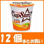 【まとめ買い】サッポロ一番 カップスター みそ (79g×12個)
