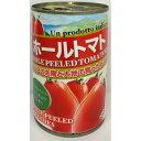 朝日 ホールトマト缶 400g×24個入り (1ケース) (KK)