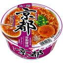 サッポロ一番 旅麺 京都 背脂醤油ラーメン 87g×12個入り (1ケース) (KK)
