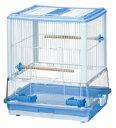 【マルカン】バードパレス クリーン ブルー(鳥かご、ケージ、手のり用)【05P03Dec16】