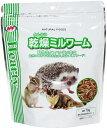 NPF ナチュラルペットフーズ Hearty 乾燥ミルワーム 70g(ハリネズミ、モモンガ、リス、鳥)