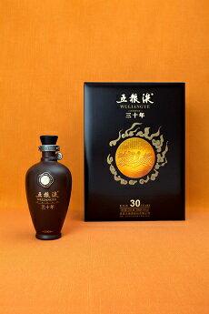 【中国酒】五粮液 五糧液 三十年の紹介画像2