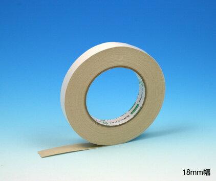 オカモト カーペット用 布両面テープ18mm幅×15m巻 78個(1ケース)
