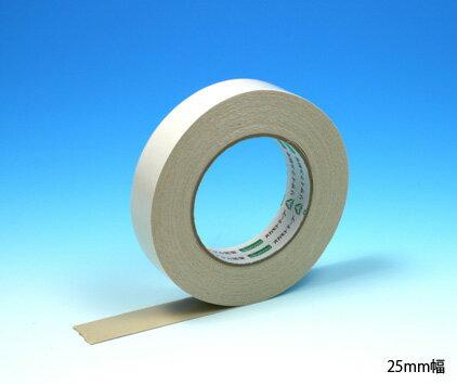 オカモト カーペット用 布両面テープ25mm幅×15m巻 60個(1ケース)