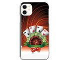 iPhone 11専用 ギャンブル サイコロ ルーレット トランプ BET ベット キラキラ アミューズ カジノ