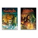 【送料無料】 ナルニア国物語/第1章:ライオンと魔女&第2章:カスピアン王子の角笛 DVDセット