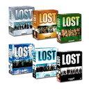 【送料無料】 LOST 全巻シーズン1〜6<ファイナル> コンパクト BOX DVD セット