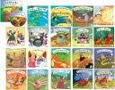 【送料無料】 洋書絵本 英語 「Flip-Up Fairy Tales」 名作絵本20冊セット(絵本20冊+朗読CD20枚)