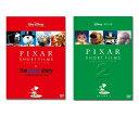 【送料無料】 ピクサー・ショート・フィルム + Vol.2 & ピクサー・ストーリー DVDセット