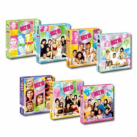 【送料無料】 ビバリーヒルズ青春白書 全巻(シーズン4〜ファイナル) <トク選BOX> [DVD] セット