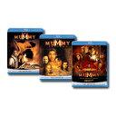 【送料無料】 ハムナプトラ 1~3 Blu-ray セット