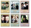 【送料無料】 シャーロック・ホームズの冒険[完全版]DVD-SET全巻(1〜6)セット