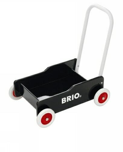 ��製玩具 BRIO(ブリオ) Wooden Toy 手押し車(黒) 02P06Aug16